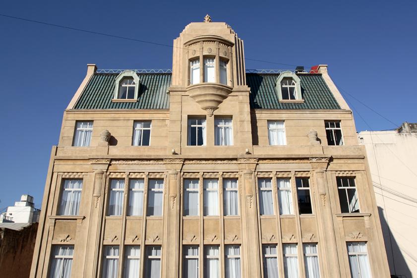 Moreno hotel buenos aires hotel in san telmo el hotel for Art deco hotel buenos aires